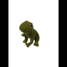 Zöld béka ujjbáb