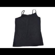 146-os fekete pántos trikó, póló