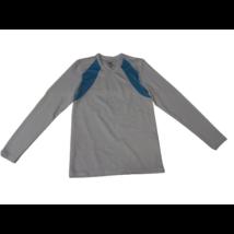 Női S-es kék-fehér aláöltöző, sportfelső - Crane