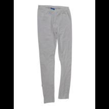 134-140-es fehér strasszos leggings - Alive