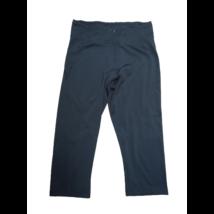 Női S-es fekete térdig érő sportnadrág, leggings - Active