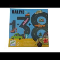 Rallye társasjáték - Djeco