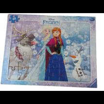 Frozen, Jégvarázs lap puzzle - Ravensburger