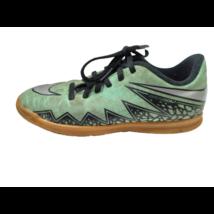 33-as zöld teremcipő, focicipő - Nike Hypervenom (tisztítást igényel)