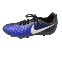 35-ös kék stoplis focicipő - Nike