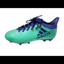 36-os zöld stoplis focicipő - Adidas Techfit