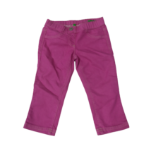 122-es pink capri farmernadrág - Benetton