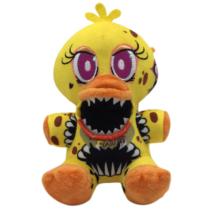 25 cm-es Chica csirke plüss figura - Five Night at Freddy's Twisted - FNAF - ÚJ