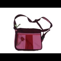 Bordó-rózsaszín oldaltáska - Allerhand