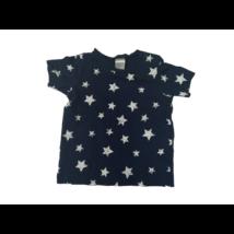 68-as kék csillagos póló - H&M