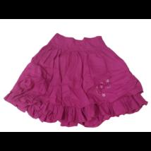 146-os pink virágos szoknya - C&A