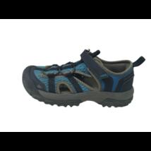 34-es kék szandálcipő, túraszandál - Decathlon