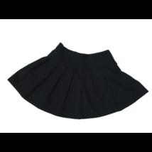 140-146-os fekete alkalmi szoknya, ünneplő szoknya - H&M