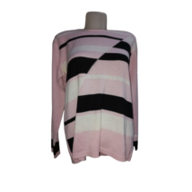 Női 42-es (XL) rózsaszín kötött pulóver - Hauber