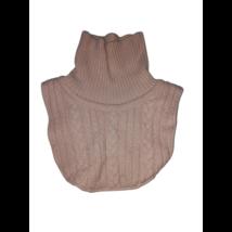 Rózsaszín kötött nyaksál, körsál - H&M