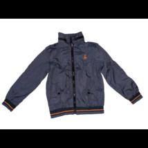 128-as kék kockás átmeneti kabát - Rebel