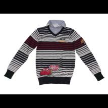 134-140-es dupla hatású elegáns pulóver  - Verdák