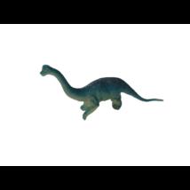 Zöld műanyag dínó, dinoszaurusz (25 cm)