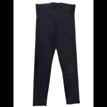 128-as fekete leggings