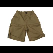 134-es barna vászon rövidnadrág, short - H&M