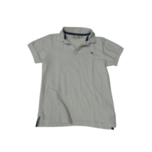134-140-es fehér galléros piké póló - H&M
