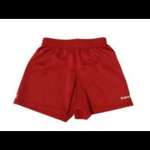 122-es piros sport rövidnadrág, short - Kipsta