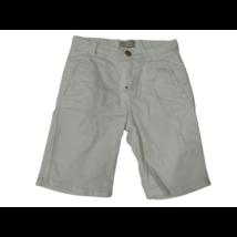 122-es fehér fiú rövidnadrág - Zara