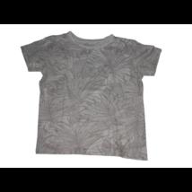 128-as fehér alapon szürke mintás póló - Reserved