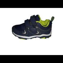 25-ös kék tépőzáras sportcipő - Bobbi Shoes