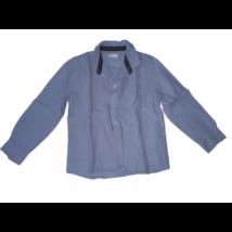 116-os kék hosszú ujjú ing