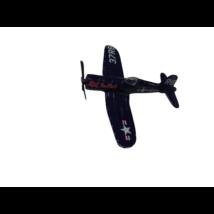 Kék fém repülő 10 cm - Redbul