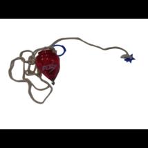 Piros peonza - Flash Turbo