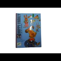 Happy Family kártyás társasjáték - Djeco