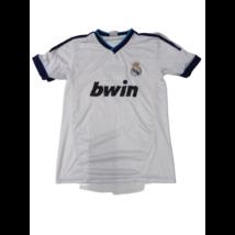 152-es fehér-kék focimez - Ronaldo