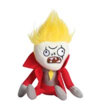 Piros ruhás zombi plüss figura - Plants vs. Zombies - ÚJ