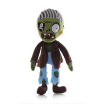 Kalóz zombi plüss figura - Plants vs. Zombies - ÚJ