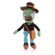 Táskás zombi plüss figura - Plants vs. Zombies - ÚJ
