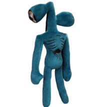 Sirenhead plüss figura, türkiz - ÚJ