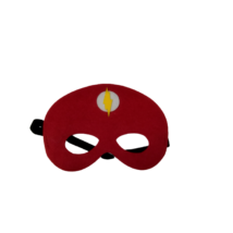 Filc maszk - Flash - Marvel - ÚJ