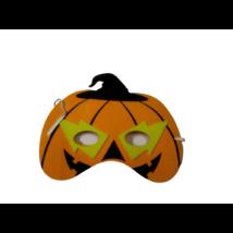 Tök szivacs álarc (halloween)