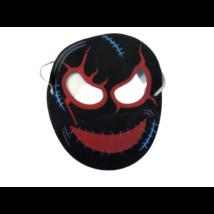 Fekete Pókember, Venom szivacs álarc - Spiderman - ÚJ