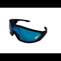 Fekete-kék Nerf szemüveg