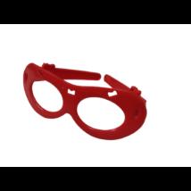 Piros műanyag jelmez-szemüveg - Hello Kitty