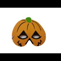 Tök szivacs álarc, halloween