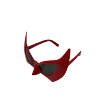 Piros szuperhős szemmaszk