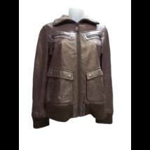 Női L-es aranybarna dzseki, átmeneti kabát - Mango