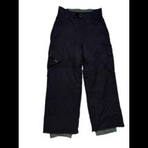 152-es fekete overallalsó, sínadrág - Ripzone