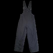 164-es fekete kantáros overallalsó, sínadrág - Sonoma