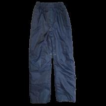 158-164-es kék overallalsó, sínadrág - Sportek