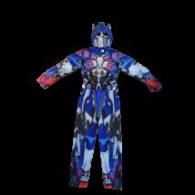 Izmosított Optimus Prime jelmez maszkkal, 6-8 év - Transformers - ÚJ